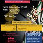 Dart Tournament June 2019